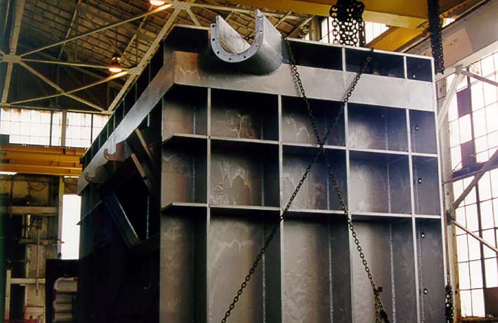 Inductotherm Channel Coating Pots