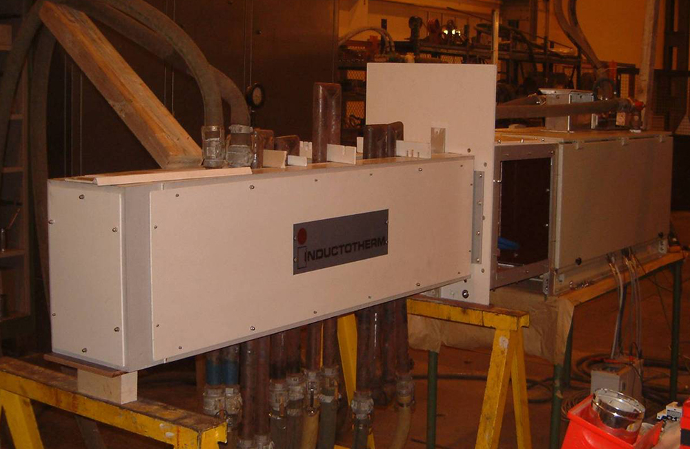 Inductotherm Paint and Coating Drying Systems